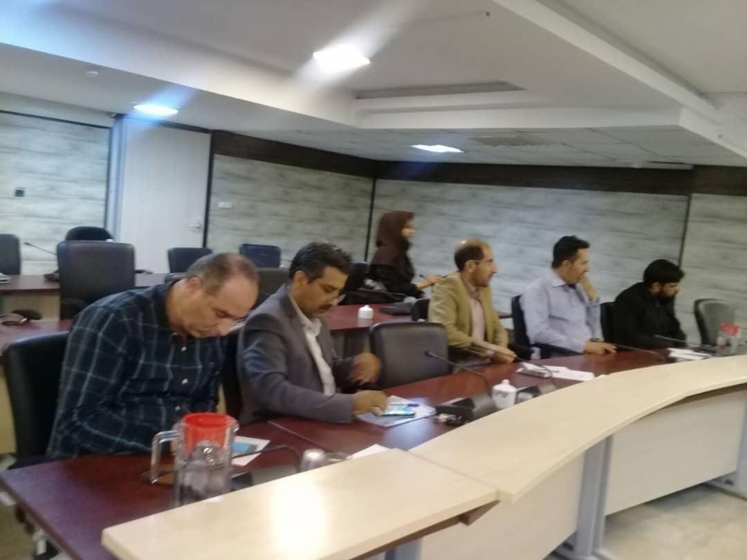 هیئت رئیسه مجمع عمومی شورای هماهنگی روابط عمومی های فردیس انتخاب شدند
